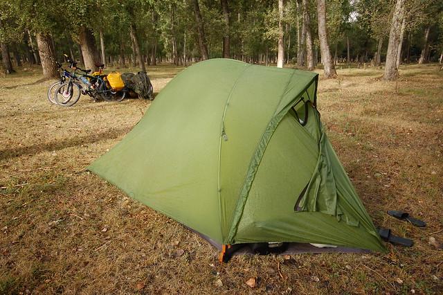Wild Camping in Armenia