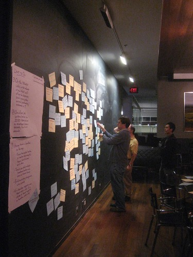 Brainstorming session on the future of science