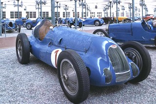 19850301 Mulhouse Haut-Rhin Muse National de l'Automobile Bugatti Type 59_50B (1938)
