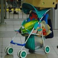 All about my unexpected love affair... with the stroller