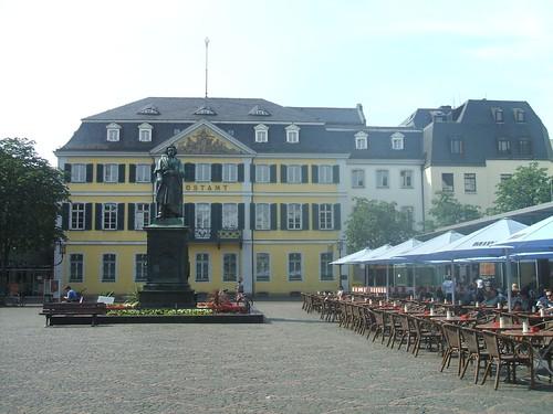 Bonn's Münsterplatz