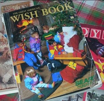 Sears wishbook