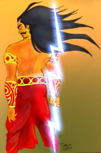 Indra (character concept)