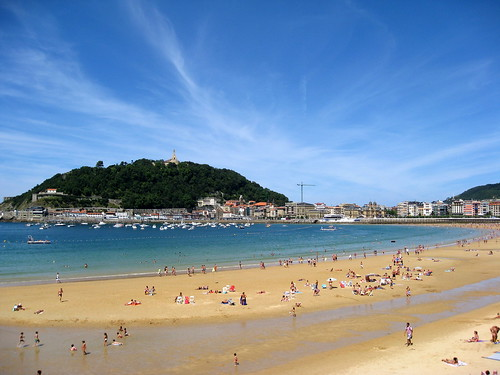 San Sebastian Beach