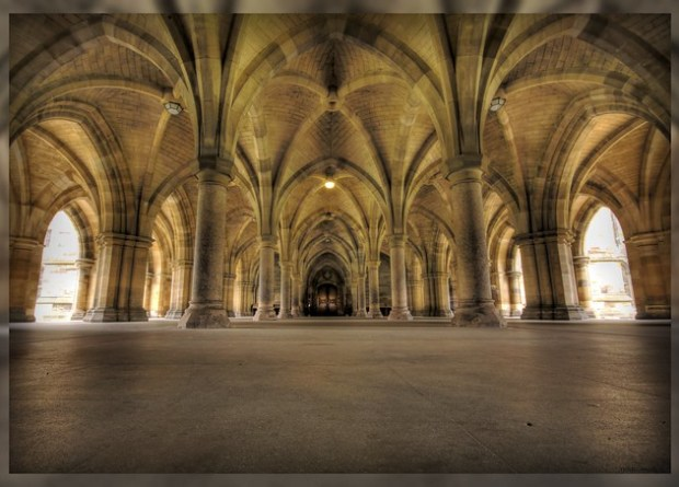 THINGS I LOVE ABOUT GLASGOW, THE UNIVERSITY OF GLASGOW