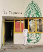 Waiting on Hastings...La Taqueria opens September 8th...