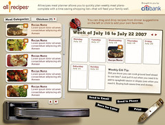 All Recipes Applet