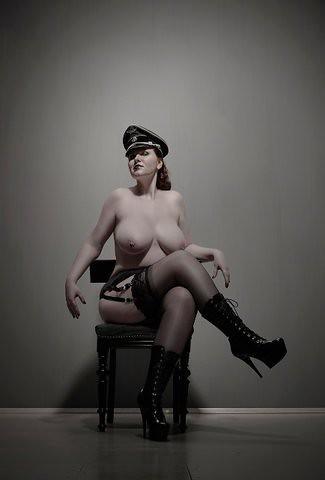 nude nazi girls