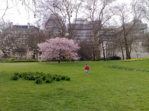 Spring in London redux