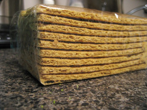 one package graham crackers