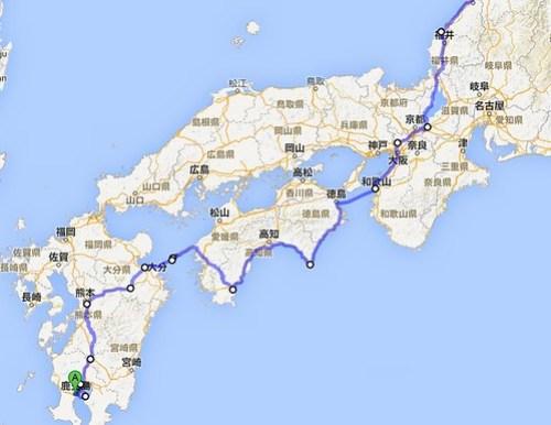 縦断路線図1