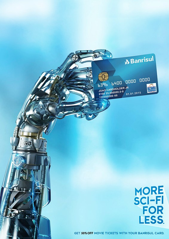 Banrisul - Credit Card iRobot
