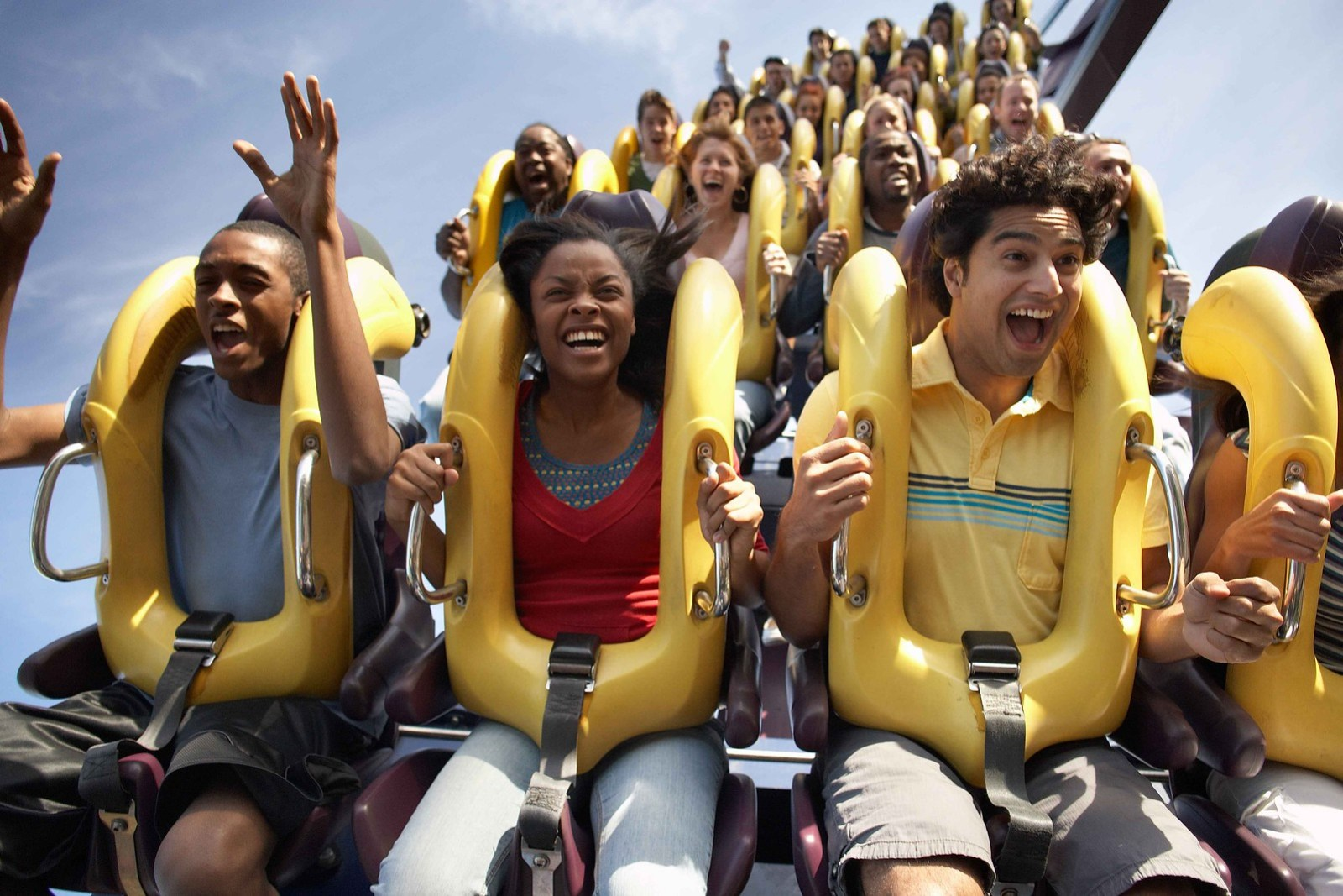 Batman Rollercoaster, Six Flags New England - Agawam
