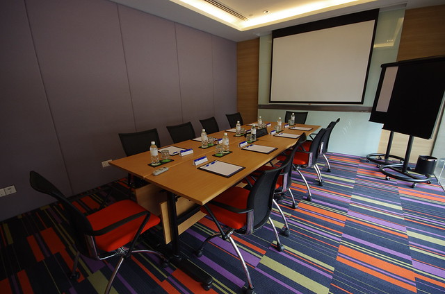 meeting room - holiday inn express singapore orchard road