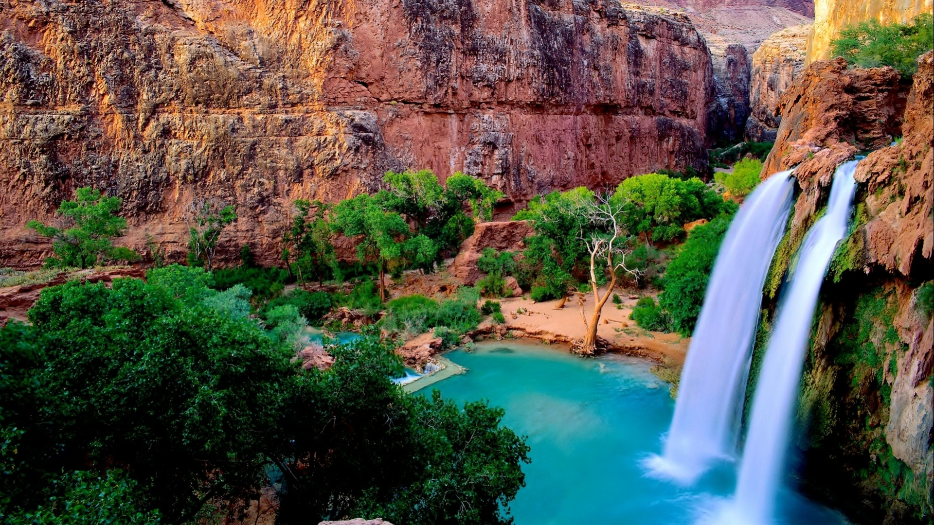 waterfalls wallpapers most beautiful - photo #15
