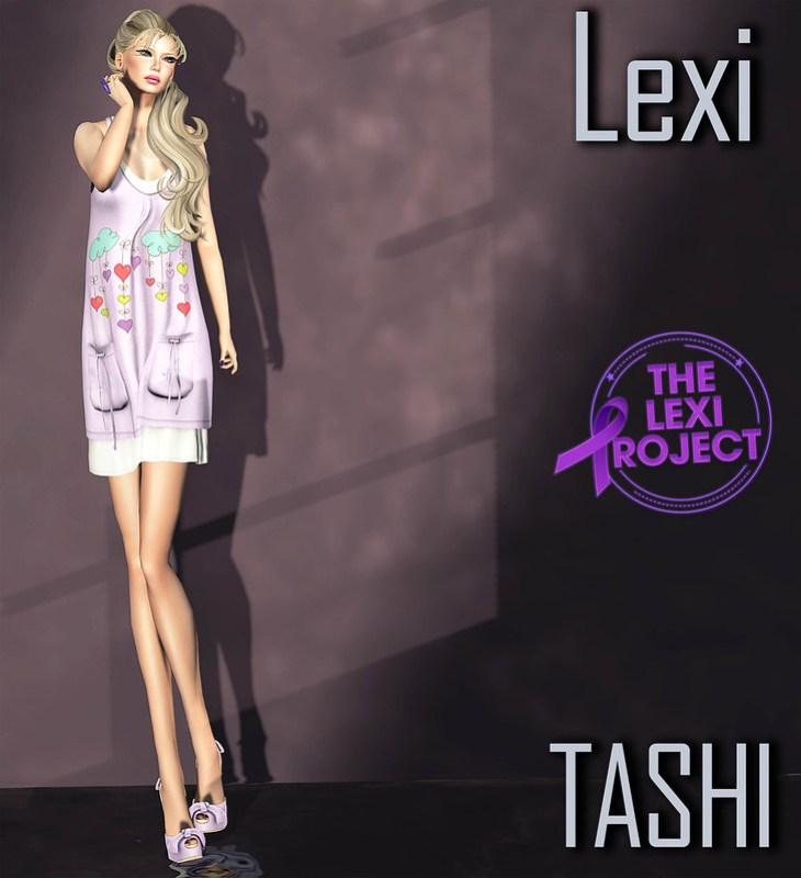 TASHI Lexi Dress