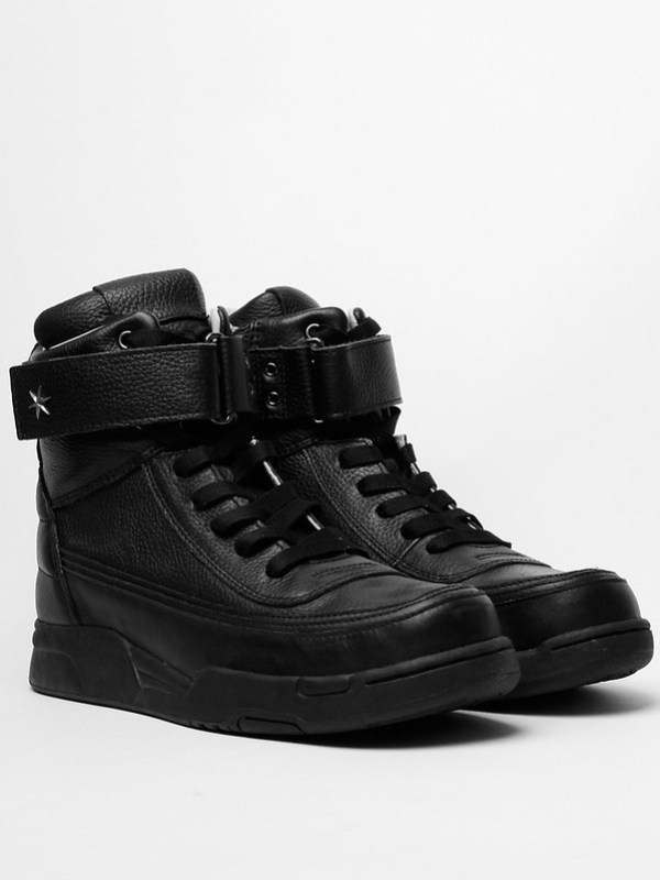 DIET BUTCHER SLIM SKIN MEN'S HIGH-TOP SNEAKER.