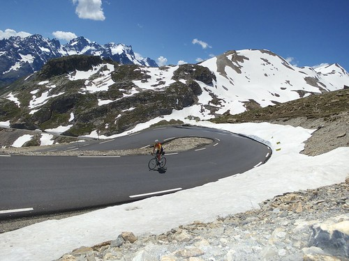 Galibier - south side