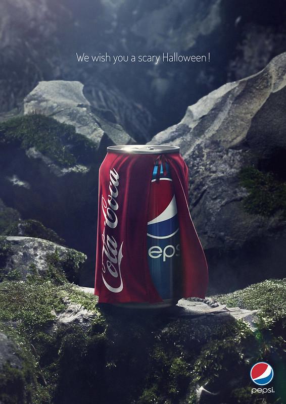 Pepsi-Halloween