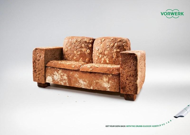 Vorwek - Bread Sofa