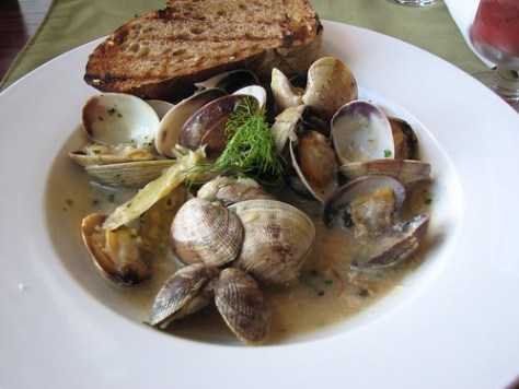 Locals Clams and Mussels