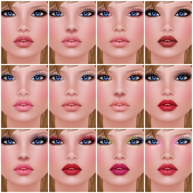 Glam Affair - Aria - Combinations
