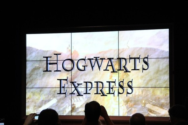 CityWalk, Harry Potter announcements at Universal Orlando