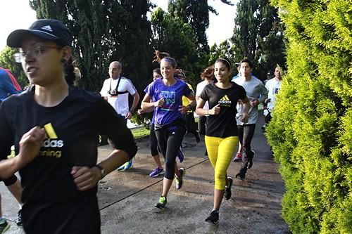 Super Runners adidas 21K México DF