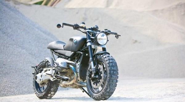 BMW R1200R por Lazareth 12
