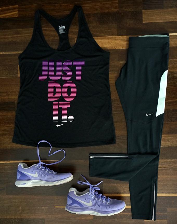 Sportkleidung 4 Weeks of Fitness