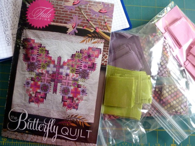 Tula Pink: Butterfly Quilt