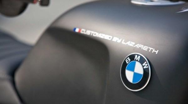 BMW R1200R por Lazareth 13
