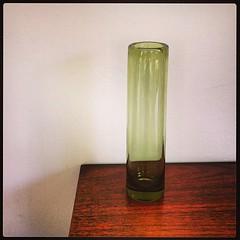 Holmegaard Per Lutken Labrador Vase.