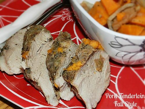 Pork Tenderloin Fall