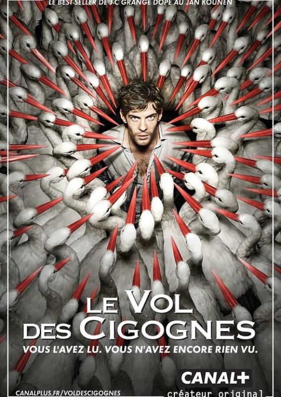 Canal + - Le vol des Cygognes