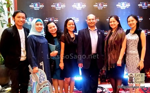 Let's Go Sago w/ Tourism Malaysia Philippines, Bloggers, & Guests.