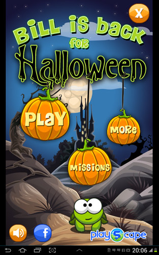 Android Halloween Games