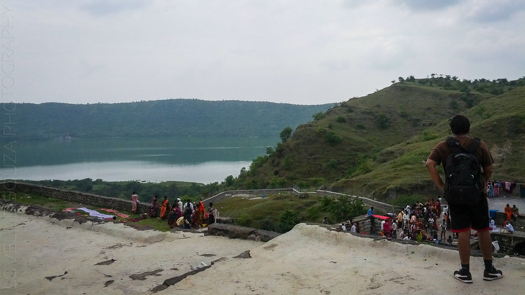 Lovell, Gomukh temple and the Lonar lake
