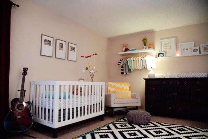 home tour master bedroom nursery nook fresh