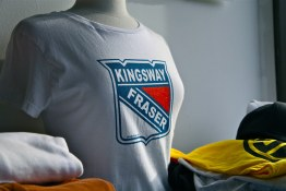 Kingsway and Fraser T-shirt
