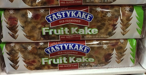 Limited Edition Tastykake Old-Fashioned Fruit Kake