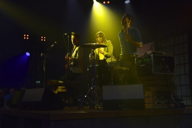 The Coves perform at Superdry 10 Year Party (4)
