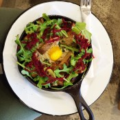 Breakfast Hash at Matchstick