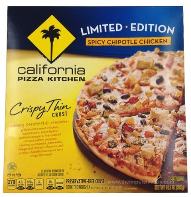 California Pizza Kitchen – The Impulsive Buy