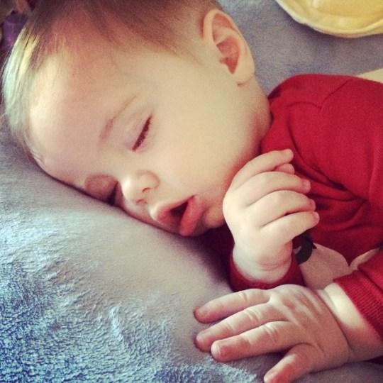 SLEEP FOR THE LOVE OF GOD