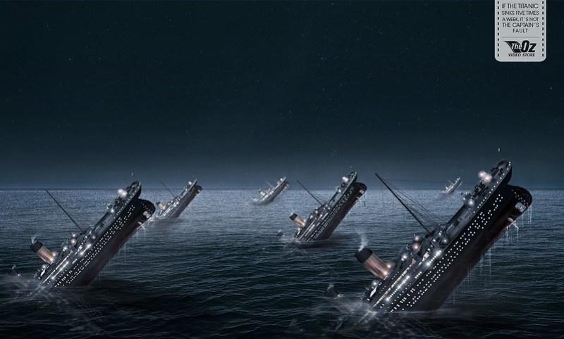 Oz Video - Titanic