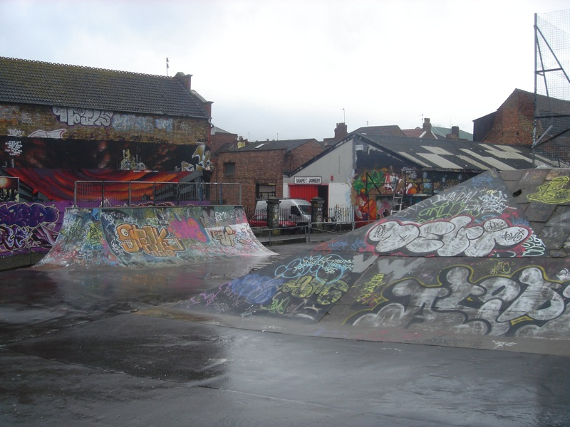14- UK Ghetto Skatepark