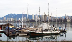 VMM's Heritage Harbour is an outdoor display of classic and heritage vessels.