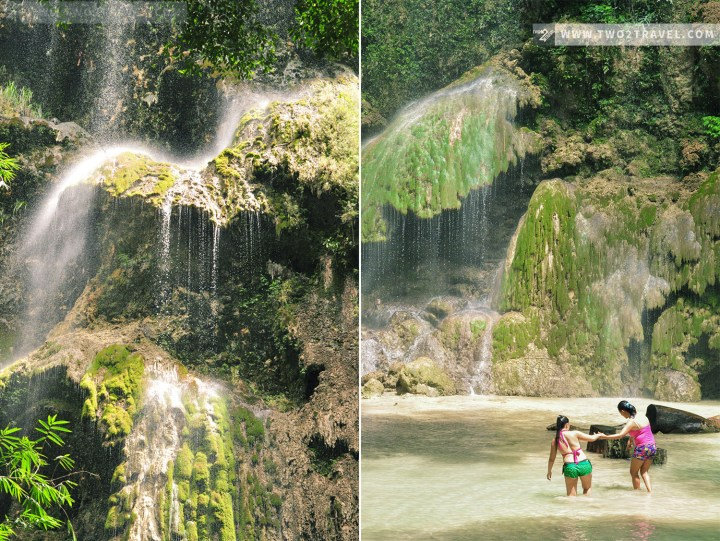 Tumalog Falls, Oslob, Cebu - Two2Travel.com