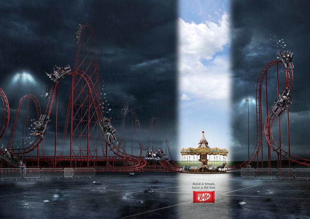Kit Kat - Rain
